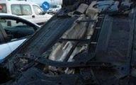 مرگ ۷ مسافر در واژگونی اتوبوس در تقاطع حکیم آزادگان؛ احتمال افزایش تلفات