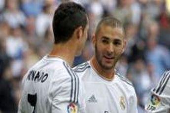 بنزما: رونالدو بهترین بازیکن تاریخ فوتبال است / پدر شدن حس خیلی خوبی است