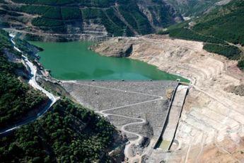 وضعیت ذخیره آب ۱۱۶ سد اعلام شد