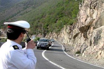 محورهای مسدود و محدودیتهای جادهای