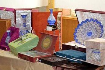 نمایشگاه کتاب امسال صنایع دستی هدیه می دهد