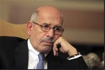 البرادعی با انتقاد از حکام عرب: باید کاری کنیم که سر بار دیگران یا گاو شیرده نباشیم