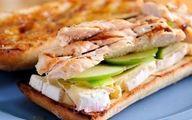 ساندویچ های خانگی، سالم و خوشمزه / عکس