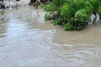 وقوع سیل و طوفان در 9 استان کشور در طی 48 ساعت
