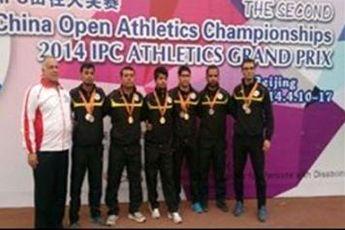 پایان کار دوومیدانی کاران ایران با کسب ۱۱ مدال رنگارنگ