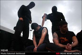 دستگیری برادران دالتون در درگیری با ماموران