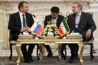 ایران آمادگی انتقال گاز به کشورهای اروپایی از جمله اسلوونی را دارد