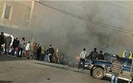 انفجار خودروی بمبگذاری شده در لبنان