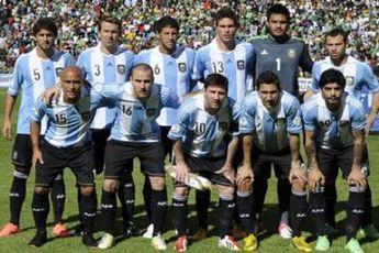 لیست اولیه آرژانتین اعلام شد، خبری از توس نیست