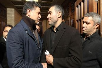 ختم پدر عابدزاده در مسجد نور + تصاویر
