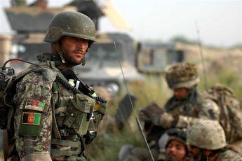 کشته شدن 41 نیروی امنیتی افغان در حمله طالبان به غرب افغانستان