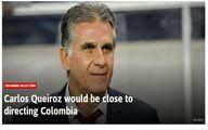 کی روش و کلمبیا وارد مذاکره شدند