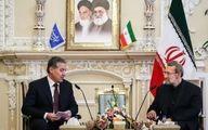 ایران و تاجیکستان از ظرفیت های فراوانی برای همکاری برخوردارند