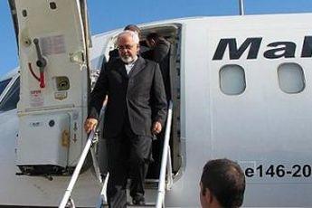 ظریف در رأس هیأت مذاکره کننده ایران وارد وین شد / ضیافت شام ظریف و اشتون تا ساعاتی دیگر