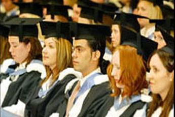 ضوابط پوشش در دانشگاه آکسفورد
