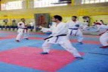 تعداد اردونشینان تیم ملی کاراته به ۱۵ نفر می رسد