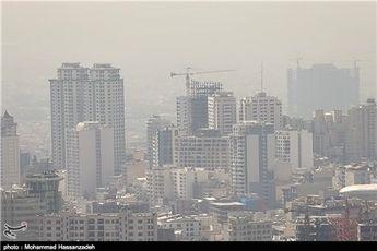 هوای آلوده تهران کی پاک می شود؟