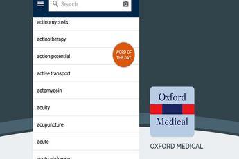 دیکشنری مخصوص پزشکی / دانلود