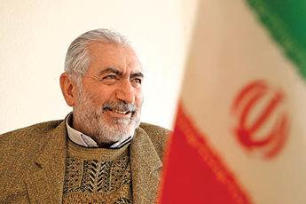 حضور غرضی در انتخابات ۹۶ به سود روحانی