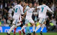 این بهترین رونالدوی رئال مادرید است! (عکس)