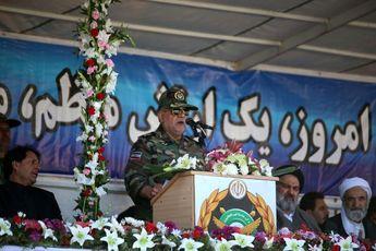 ارتش آمادگی ایستادگی در برابر هرگونه تهدید دشمنان نظام را دارد