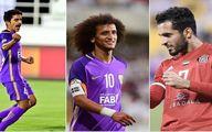 ستاره حریف پرسپولیس، کاندید بهترین بازیکن اماراتی فصل
