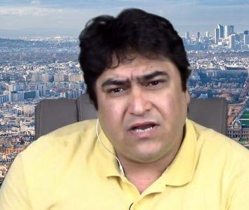 روحالله زم، مدیر آمدنیوز دستگیر شد