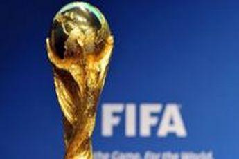 جام تیم قهرمان جام جهانی به آمریکا رسید
