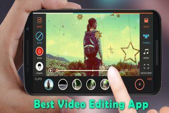 ویرایش حرفه ای ویدئوهای درون تلفن همراهتان / دانلود کنید