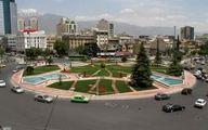 کاربری تجاری اراضی شمال غرب میدان ونک به فضای سبز تغییر کرد