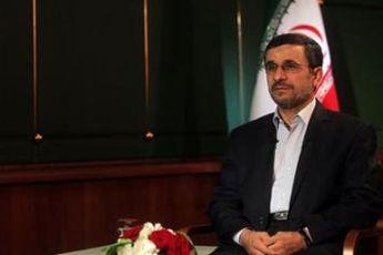 احمدی نژاد درگذشت پدر شهید کاوه را تسلیت گفت