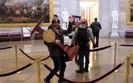 کنگره آمریکا از اشغال تا آزادی