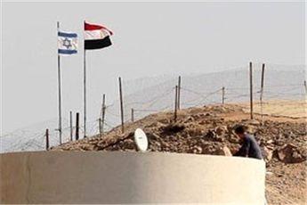 آماده باش نظامیان رژیم صهیونیستی در مرز مصر