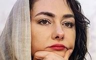هانیه توسلی در اختتامیه جشنواره فجر / عکس