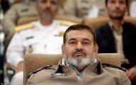سرلشکر فیروزآبادی از رئیس سازمان صداوسیما تقدیر کرد