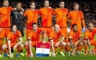 فهرست اولیه ملی پوشان هلند در جام جهانی اعلام شد
