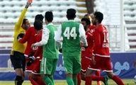 دربی تبریز به ضرر هر دو تیم تمام شد