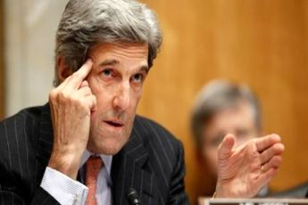 جان کری: امیدواریم ایران به مذاکرات بپیوندد
