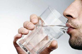 نحوه درست نوشیدن آب / فیلم
