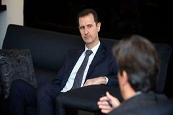 بشار اسد: باروتها منفجر شوند، کنترل امور از دست همه خارج میشود