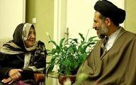 تجلیل ابوترابی فرد از مؤسس آسایشگاه خیریه کهریزک