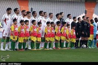 ترکیب احتمالی ایران برای حضور در جام جهانی