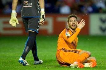 راموس: لالیگا برای رئال مادرید تمام شد