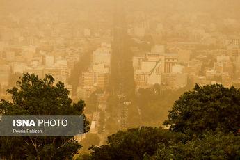 باد و غبار محلی مهمان آخر هفته خوزستان