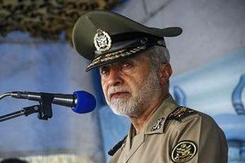 سرلشکر صالحی: تهدیدهای دشمن نوعی عربده کشی در حال عقب دویدن است