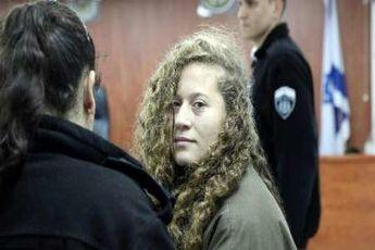 روایتی از دختر حماسه ساز فلسطینی که به یک اسرائیلی سیلی زد!