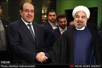 دیدار نخست وزیر عراق با رئیسجمهور