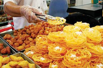 بازار ماه مبارک رمضان