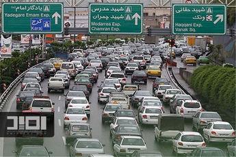 عید شروع نشده، ترافیک شروع شد!