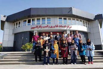 نخستین تور صنعتی هنرمندان عکاس در قزوین